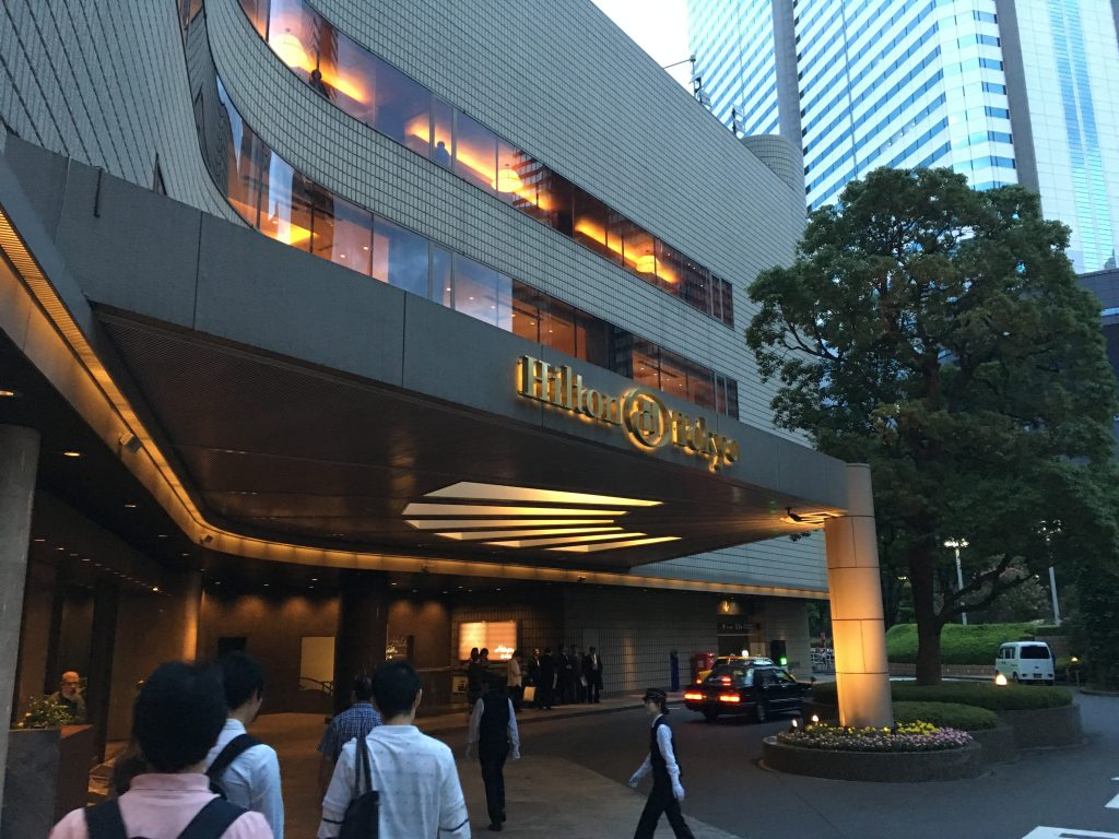 東京ヒルトン